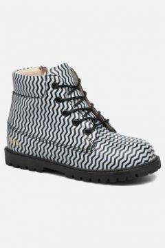 Akid - Atticus - Stiefeletten & Boots für Kinder / schwarz(111573317)
