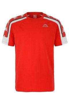 T-shirt Kappa 222 BANDA 10 ARSET ROSSA(115514204)