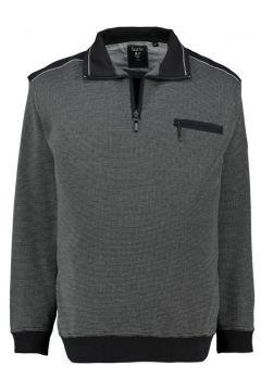 "Hajo: Bügelfreies Sweatshirt in \""stay-fresh\""-Qualität, 3XL, Grau(97405109)"