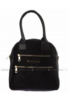 Black - Shoulder Bags - WMİLANO(110321595)