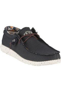 Chaussures Dude Baskets garçon - - Bleu - 40(127942429)