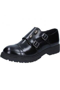 Chaussures Islo élégantes noir cuir brillant BZ224(115393974)