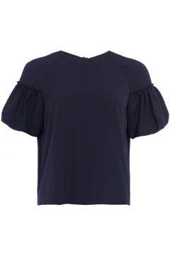 T-shirt French Connection T-shirt uni manches courtes(115485114)