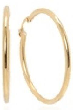 Collection Kadın Gold Halka Formlu Altın Rengi Küpe EU(125182234)