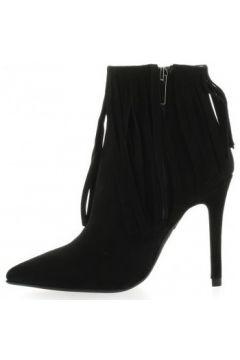 Bottines Essedonna Boots cuir velours(127908684)