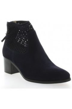 Boots Giancarlo Boots cuir velours(98528879)