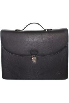 Francinel Serviette en cuir ref_lhc37496-noir(128011826)