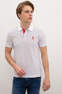 U.S. Polo Assn. Slim Fit Erkek T-Shirt(114002954)