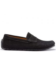 Chaussures Hugs Co. Mocassins Pneu Penny Daim(115404574)