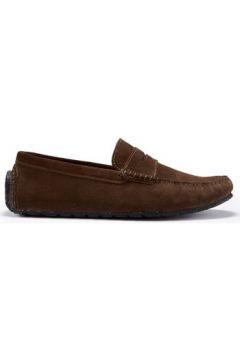 Chaussures Hugs Co. Mocassins Pneu Penny Daim(115404571)