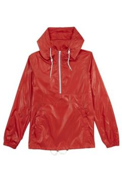 Coupes vent Pull And Bear Coupe-vent imperméable Pull Bear Rouge(101543523)