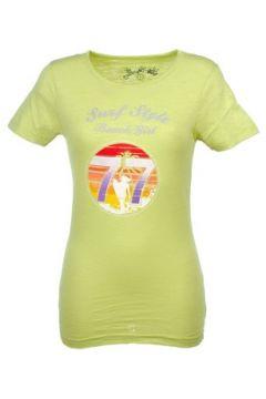 T-shirt Culture Sud Silhouette anis shirt(127855255)