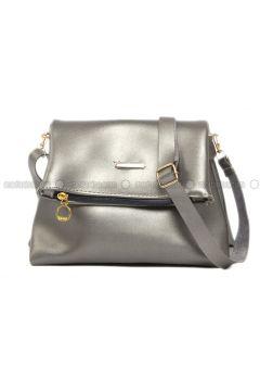 Silver tone - Shoulder Bags - Bagmori(110329920)