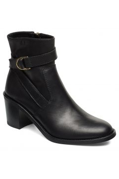 Miran Shoes Boots Ankle Boots Ankle Boots With Heel Schwarz L.K.BENNETT(114160051)