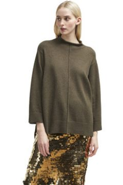 Pull French Connection Pull uni col rond manches longues(115485080)