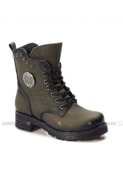 Green - Boot - Boots - Fast Step(110317826)