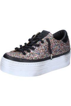 Baskets 2 Stars sneakers multicolor glitter BZ536(88470315)