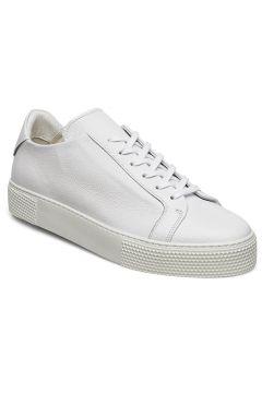 Signature Leather Sneaker Niedrige Sneaker Weiß J. LINDEBERG(116414476)