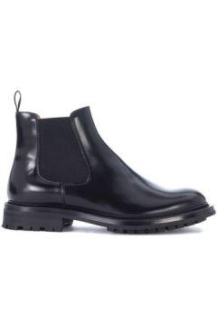Boots Church\'s Chaussure lacée Genie en peau noire(115457938)