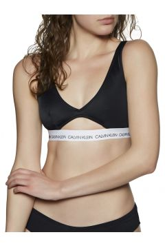 Calvin Klein High Apex Triangle Bikinioberteil - Black(100264575)