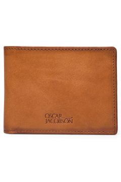 Theodor Accessories Wallets Classic Wallets Braun OSCAR JACOBSON(114158172)