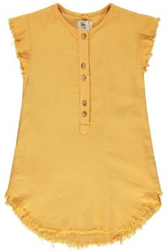 Kleid mit Knöpfe Henley(113867429)