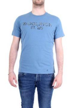 T-shirt Woolrich WOTEE1154(115519326)