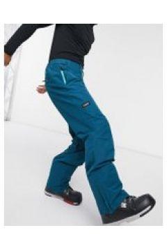 Planks - Feel Good - Pantaloni blu oceano(120854626)