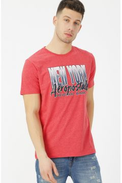 Aeropostale Kırmızı T-Shirt(113994294)