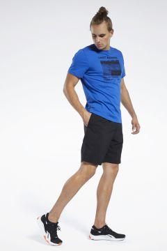 Reebok FP9088 Workout Ready Erkek Şort(120140326)