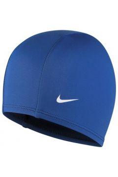 Bonnet Nike Synthetic Swim Cap Cuffia Blu(119083024)