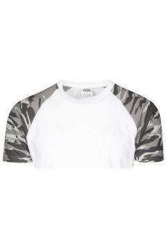 T-shirt Urban Classics T-shirt manches raglan(119083320)