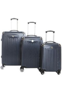 Valise Geographical Norway Set de 3 bagages en ABS SOFTLESS(115499015)
