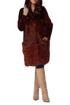 Меховое пальто VLASTA KOPYLOVA(117689867)