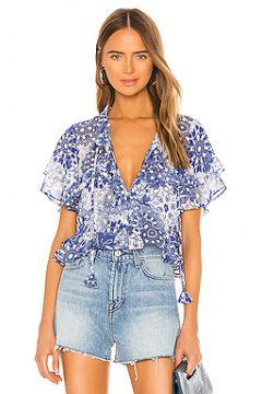 Блузка raziela - MISA Los Angeles(115069260)