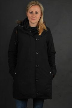 Adidas Fur Woven Parka Black 36(77152128)