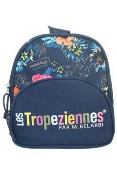 Sac à dos Les Tropéziennes par M Belarbi Mini Sac à dos Les tropéziennes ref_syd43785 Bleu(88532333)