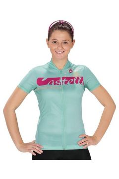 CASTELLI Favolosa Damentrikot, Größe XL, Rennradtrikot, Fahrradkleidung(121208022)
