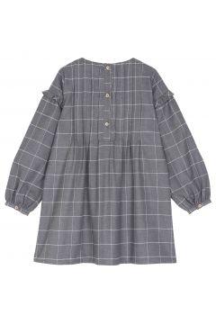 Kleid aus kariertem Flanell(124860693)