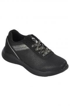 PASOMİA Pasomıa 234 Siyah-siyah Kadın Spor Ayakkabı(110967194)