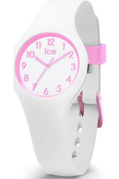 Montre Ice Watch Montre en Silicone Blanc Enfant(98525857)
