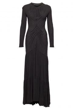 Level Bias Dress Maxikleid Partykleid Schwarz DIANA ORVING(114164129)