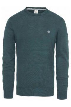 Sweat-shirt Timberland WILLIAMS RIVER CREW MAGLIA VERDE(115476612)