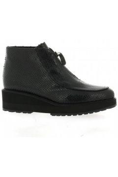 Bottines Benoite C Boots cuir python(127909271)