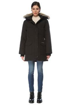 Canada Goose Kadın Trillium Siyah Kapüşonlu Puff Parka S EU(126218083)