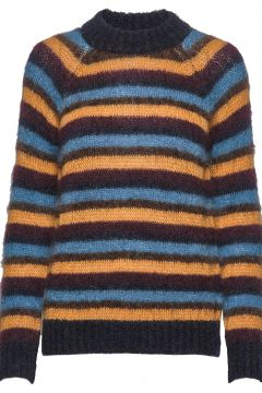 Marve Sweater Stg Strickpullover Bunt/gemustert IBEN(114152172)