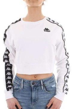Sweat-shirt Kappa 222 BANDA AYS FELPA BIANCA(115511209)