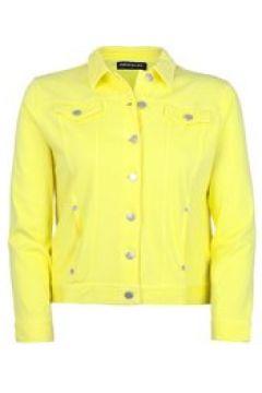 Jeansjacke aus Knit Denim seeyou citron(115851496)