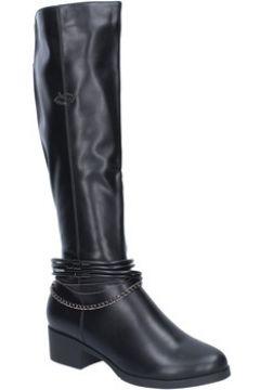 Bottes Braccialini bottes noir cuir BX01(115442456)