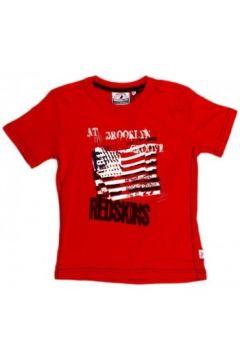 T-shirt enfant Redskins T-Shirt Garçon Barbla Rouge(127850539)